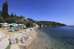 Kerveli beach, Samos