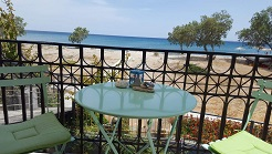 Two floor beach house - Potokaki beach, Samos