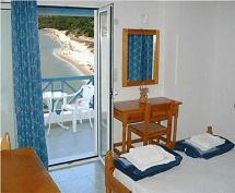Blue Horizon - Psili Amos beach, Samos