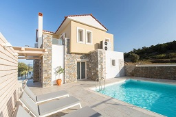 Virginia Luxury Villas, Samos