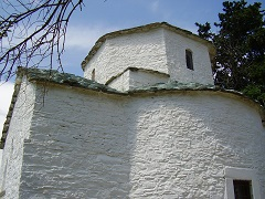 Agia Pelagia church in Kampos, Samos