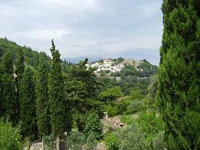 Samos, Ano Vathi, Ano Vathy