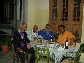 Samos, Chora, Hora, Antonis Tavern
