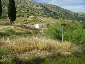 Samos Pythagorio, Artemis Temple, Pythagorion, Artemis tempel