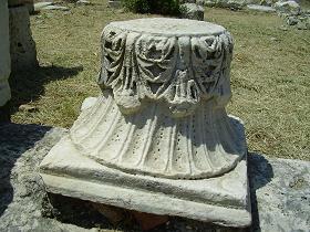 Samos Pythagorio, athletic area, Pythagorion