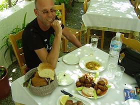 Samos, Ireon, Cohyli restaurant