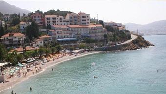 Samos, Gagou Beach, Gangou Beach