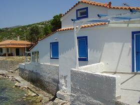 Samos, Kampos Beach