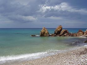 Samos, Karlovassi, Potami Beach