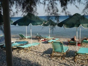 Samos, Potokaki Beach, Katerina Hotel