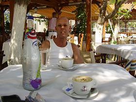 Samos, Ormos, Kerkis Bay Taverna