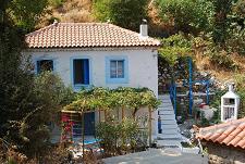 Samos Vakantiehuisje