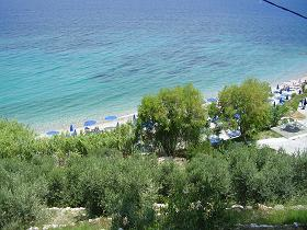 Samos, Lemonakia Beach