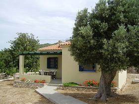 Samos island Greece, Mandilada Village Hotel Villas