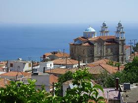 Samos, Marathokampos