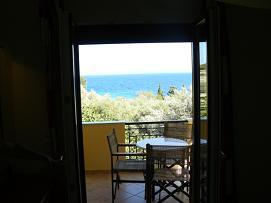 Hotel Marina Apartments, Tsamadou Beach, Samos, Kokkari beach