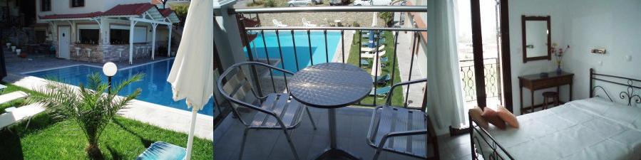 Matina Hotel Ireon, Samos