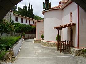 Samos, Moni Megali Panagia