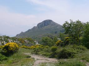 Samos, Moni Vronta Monastery, Moni Vronta Klooster