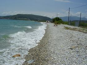 Samos, Mykali Beach