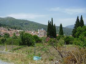 Samos, Pagondas