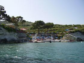 Samos, Ireon, Papa Beach