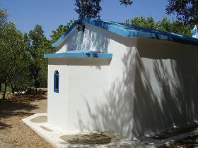 Samos, Pefkos Beach