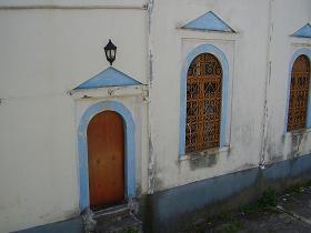 Samos, Pirgos