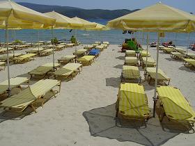 Samos, Psili Amos Beach