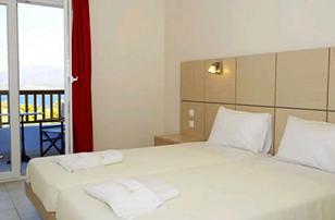 Samos, Pythagorion, Hotel Naftilos