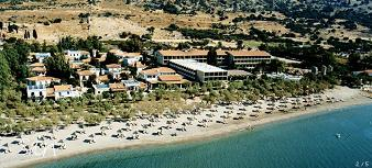 Samos, Pythagorion, Doryssa Seaside Resort Hotel