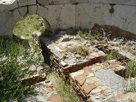 Samos, Roman Baths, Thermai, Romeinse baden, Pythagorio