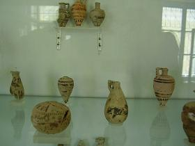 Samos, Archeological Museum in Vathi