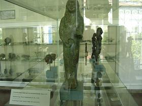 Samos, Archeological Museum in Vathi