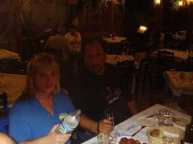 Samos, Chora, Hora, Sinadisi Restaurant