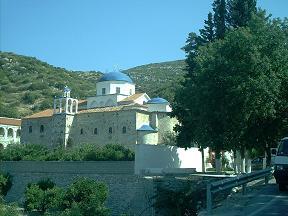 Samos, Timiou Stavrou monastery