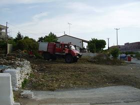 Samos, Tris Ekklisies