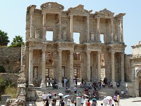 Samos excursions, Efeze Turkey, Efeze Turkije
