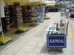 Samos, Samos Stad / Vathi of Vathy