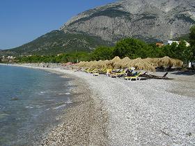 Samos, Kampos Votsalakia beach