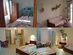 Samos, Aphrodite Studios & Apartments, Votsalakia beach