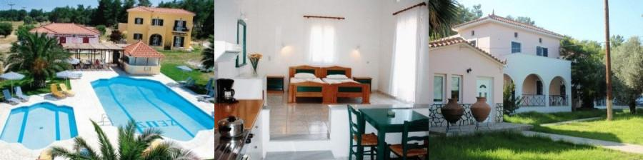 Zeus Hotel Ireon, Samos