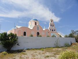 Karterados in Santorini