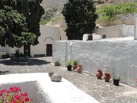 Exo Gonia & Messa Gonia in Santorini