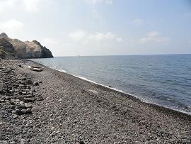 Mesa Pigadia Beach, Santorini