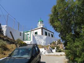 Faros in Santorini