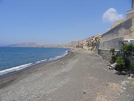 Vlyhada Beach, Santorini