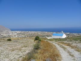 Myloi in Santorini