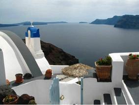 Santorini, Oia, Marizan Villas