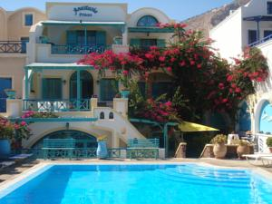 Anastasia Princess Studio's & Apartments, Perissa Beach, Santorini